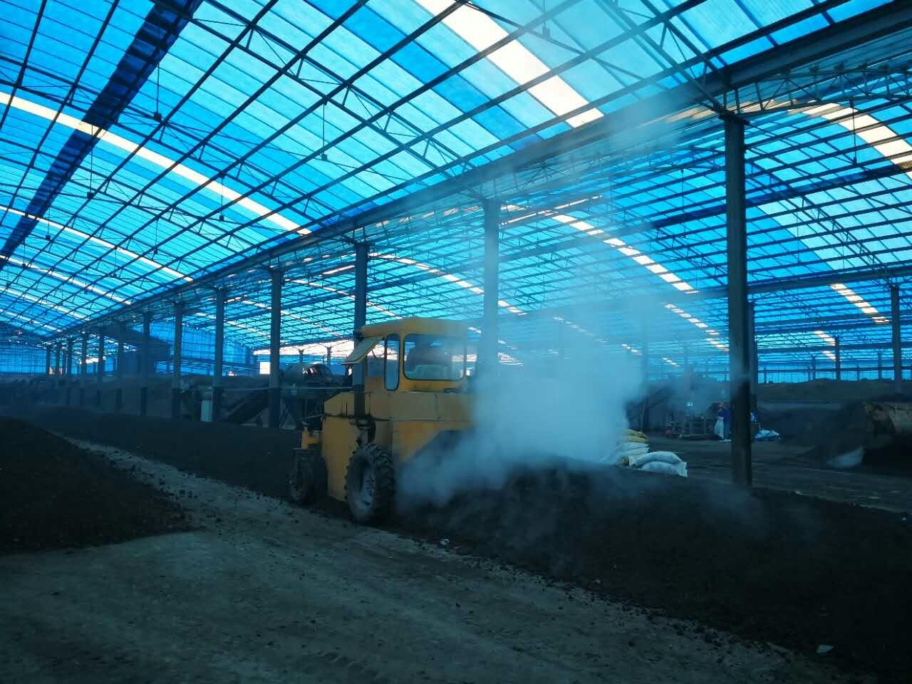 忍冬园有机肥施用技术